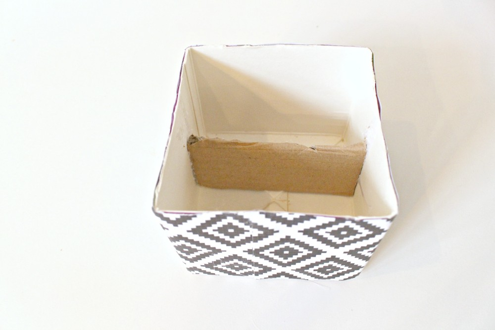 small covered box